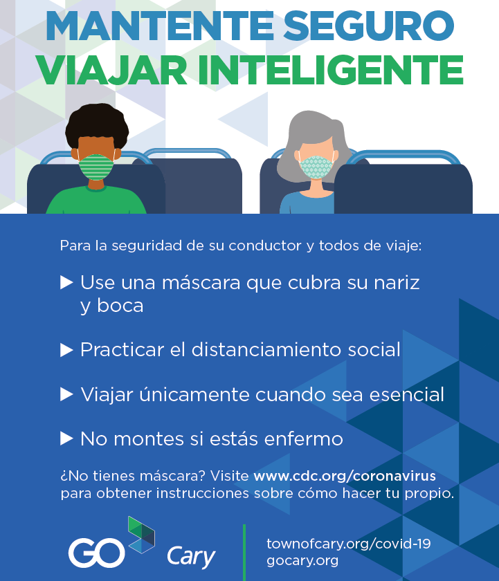 Stay Safe Alert Spanish