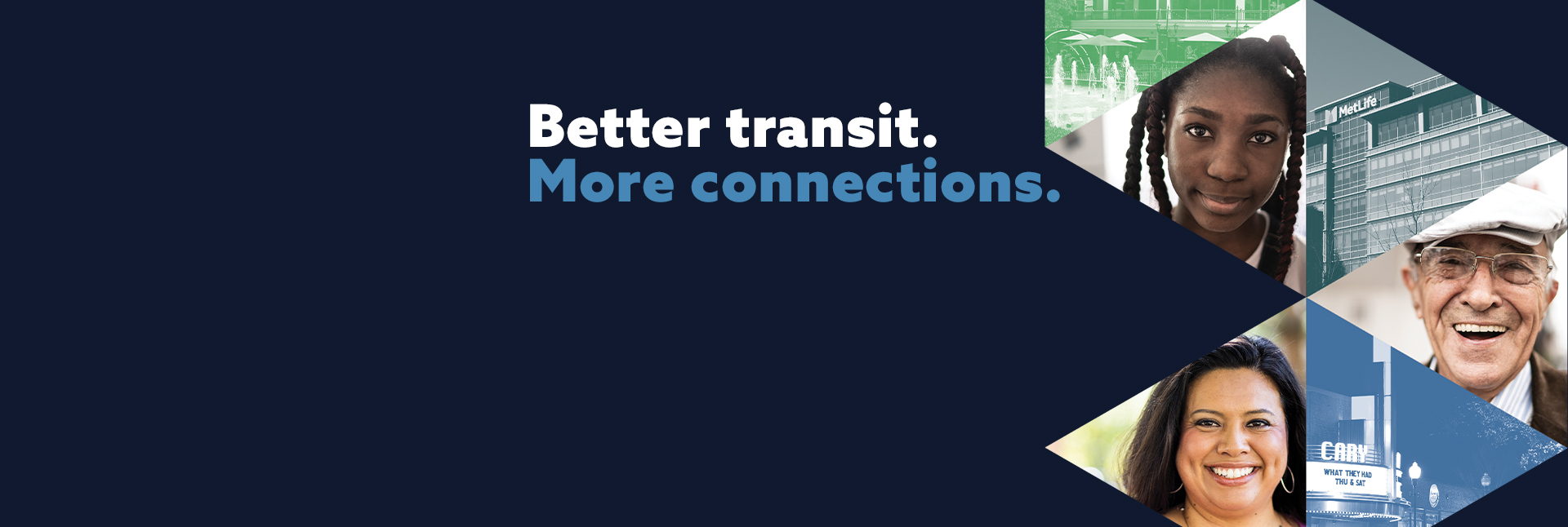 GoCary Better Transit Graphic